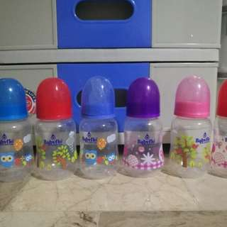 Babyflo feeding bottles