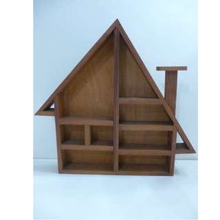 Wooden House Craft