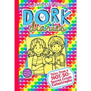 eBook - Dork Diaries 12: Tales from a Not-So-Secret Crush Catastrophe
