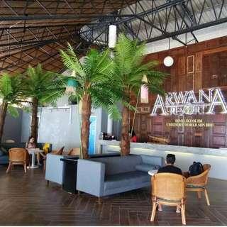 3D2N Perhentian Kecil Island, Arwana Resort