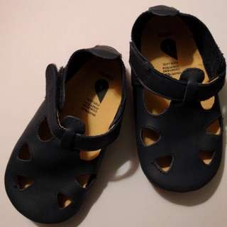 Bobux Prewalker 100% Leather (Navy)