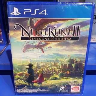 PS4 Ni No Kuni Revenant Kingdom