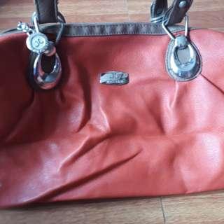 Jovani red bag