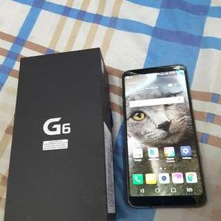 LG G6 zetron set my