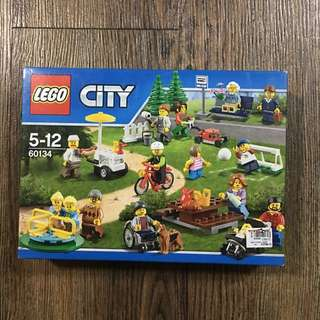 Lego 60134