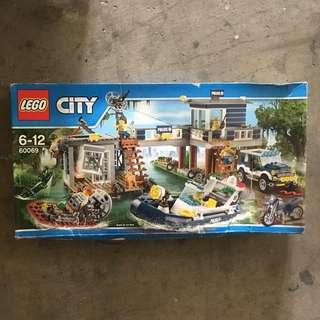 Lego 60069 Police Swamp