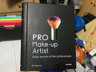 PRO Make-up Artist - Salon secrets of the professionals