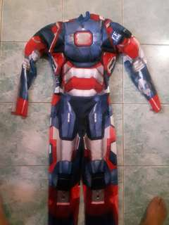 Iron man patriot costume for 500