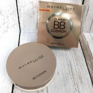 Maybelline bb cushion original