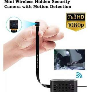 AHD HD SPY MINI CAM