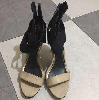 Vinci high heels gladiator