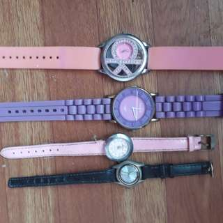 Take all watches