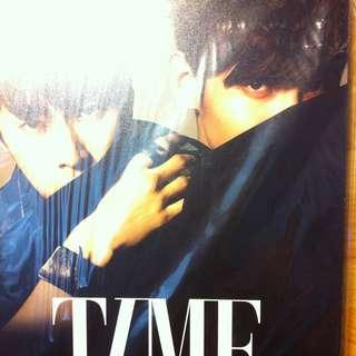 Tohoshinki 東方神起 Live Tour 2013 TIME 寫真