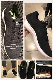 Nike free Tr flyknit2