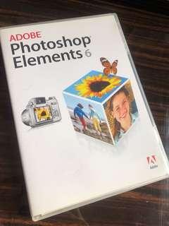 Adobe Photoshop Element 6