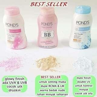 #BONUSMARET Pond's magic bb powder