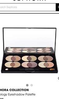 Sephora Mixology Eyeshadow Palette in Light
