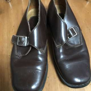 SALE! Oxford Leather Shoes