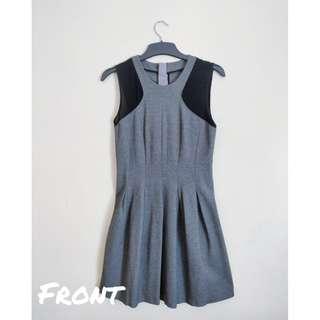 Zara Inspired Grey/Gray Dress