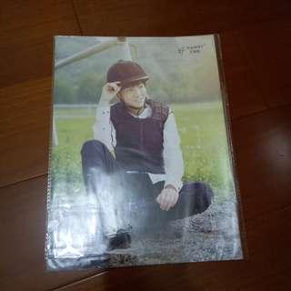 【全新】TFBOYS 王俊凱 官方正版 小海報