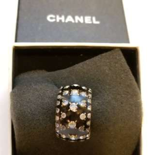 Chanel Crystal ring