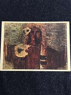 Vintage Postcard 1959 Catacomba di Priscilla Used