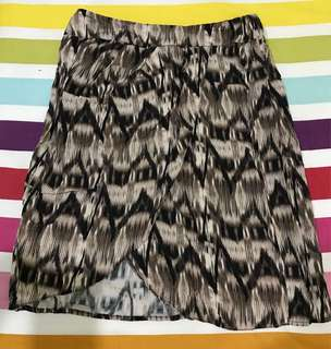 Next chocolate Skirt free delivery!