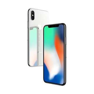 Iphone X 256GB - Space Silver Kredit Mudah