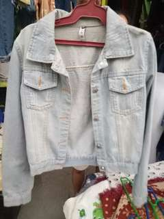 Denim Jacket (faded color)