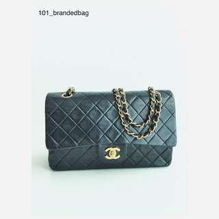 Chanel Lambskin 2.55 Medium Flap Bag
