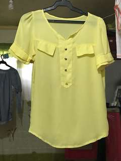 Yellow top