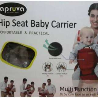 Repriced! Apruva hipseat carrier