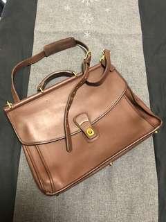 Coach Beekman Vintage Briefcase