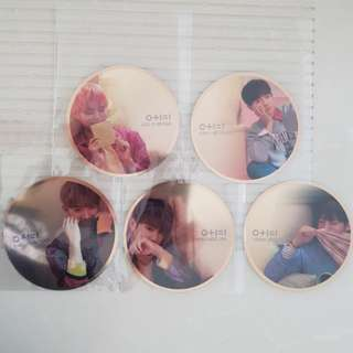 [WTT/WTS] Wanna One IPU (Mirror Card: Day)