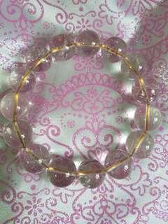 金发晶手串