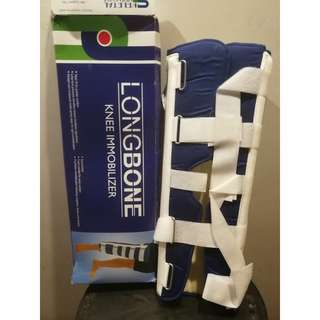 Longbone Knee Immobilizer