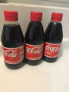 Coca-Cola collections from UK mainland