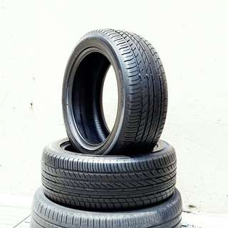 Used 215/55 R17(Sold) Toyo (2pcs) 🙋‍♂️