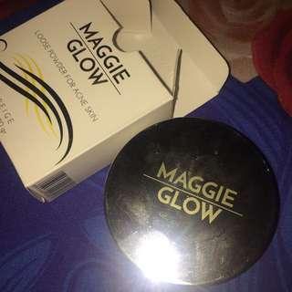 Maggie Glow Loose Powder
