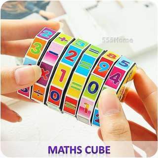 Maths Rubik's Cube / Great Toy for Teaching Maths