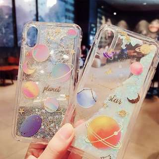 #322 Iphone Galaxy/Planet Phone Case Series 3 (PO)