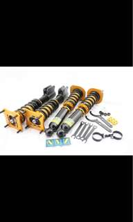 Used XYZ coilover for sales for FD2R