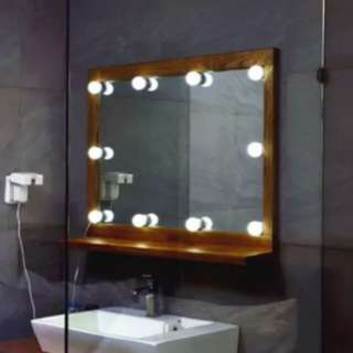 Hollywood Style LED Vanity Mirror Bulbs