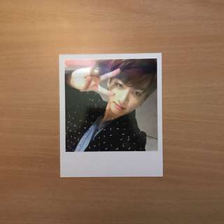 WTT Jungkook 'Wings' Photocard