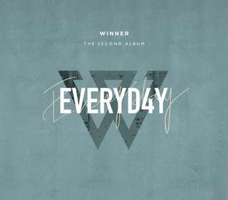 WINNER 2ND ALBUM <EVERYD4Y>
