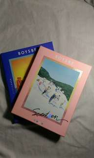 SEVENTEEN 2nd Mini Album BOYS BE Hide & Seek Ver.