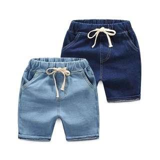 Baby Boy denim Shorts