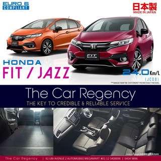 Honda FIT / JAZZ ( NEW )( 2018 )( facelift )