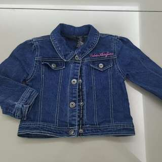 Calvin Klein Denim Jacket (3years)
