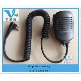 M Port ptt Handsfree Speaker Microphone Fo GP68 GP300 GP200O